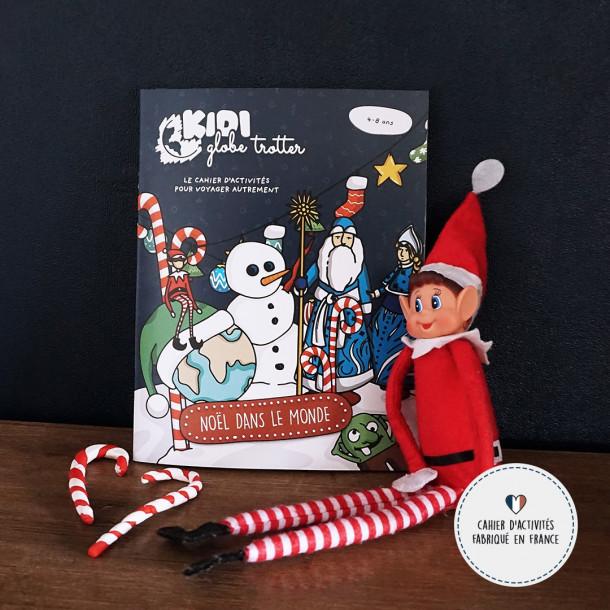 Cahier d'activités Noël autour du monde