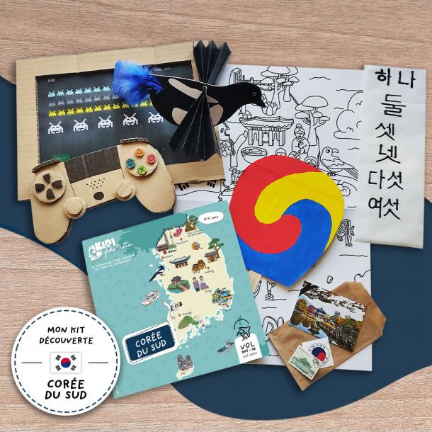 Kit Corée du Sud