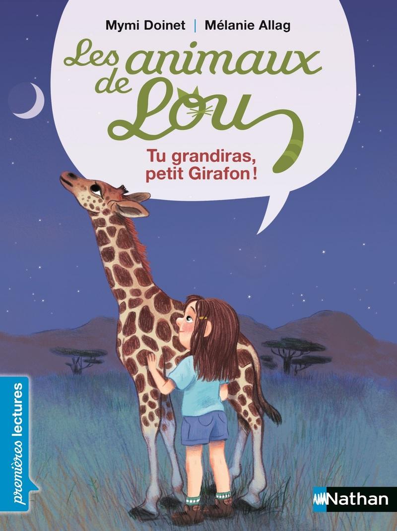 livre kenya girafe