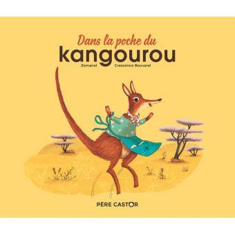 livre dans la poche kangourou