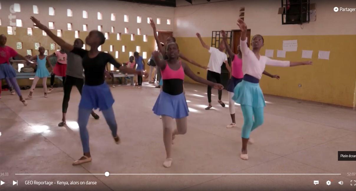 danseuse Elsy Kenya