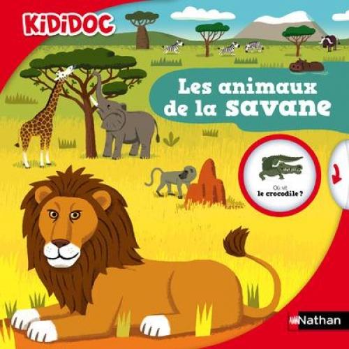 Kidi doc animaux savane